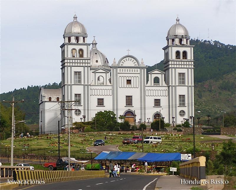 HONDURAS BÁSICO