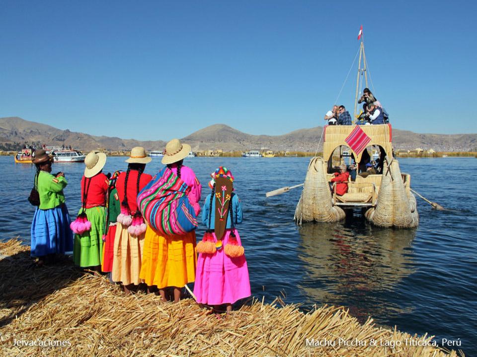 Tour Lago Titicaca Desde Cusco