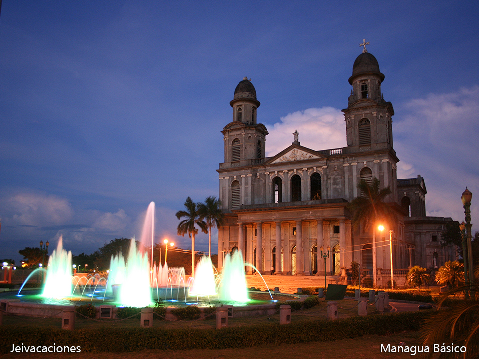 MANAGUA BÁSICO