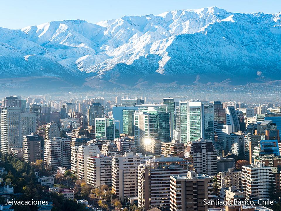 SANTIAGO BÁSICO, CHILE
