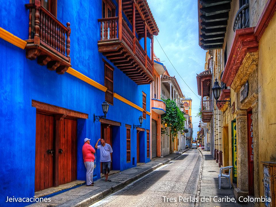 TRES PERLAS DEL CARIBE, COLOMBIA