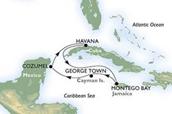 CARIBE, CUBA Y ANTILLAS